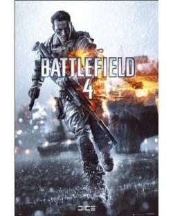 Battlefield 4 Poster Main Art