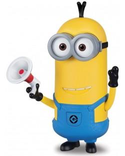 Музикална играчка Minions - Тим с мегафон, забавни звуци