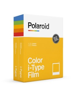 Филм Polaroid Color Film for i-Type - Double Pack