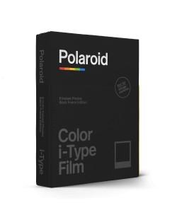 Филм Polaroid Color film for i-Type - Black Frame Edition