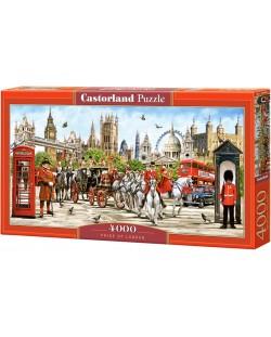 Панорамен пъзел Castorland от 4000 части - Гордостта на Лондон, Ричард Макнийл