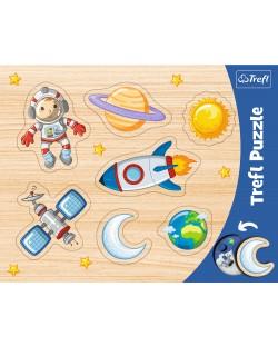 Детски пъзел Trefl - Космос
