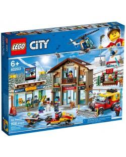 Конструктор Lego City - Ski Resort