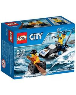 Конструктор Lego City - Бягство на автомобилна гума (60126)