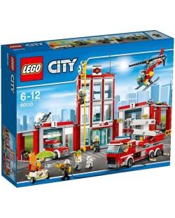 Конструктор Lego City - Пожарна команда (60110)