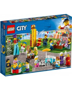 Конструктор Lego City - People Pack: Fun Fair (60234)