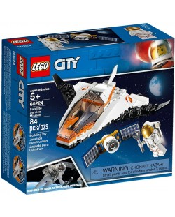 Конструктор Lego City - Satellite Service Mission (60224)