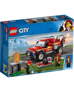 Конструктор Lego City - Fire Chief Response Truck (60231)