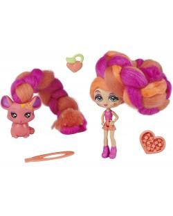 Мини кукла с ароматна коса Candylocks - С домашен любимец, асортимент