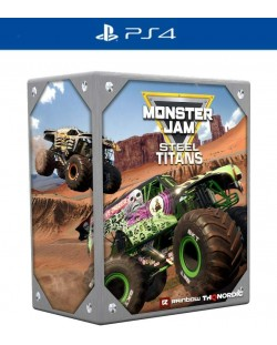 Monster Jam Steel Titans - Collector's Edition (PS4)