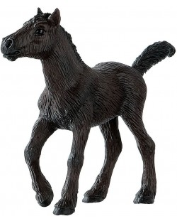 Фигурка Bullyland Animal World Horses - Конче Friesian