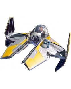 Сглобяем модел на космически кораб Revell Easykit STAR WARS - Anakin's Jedi Starfigter (06681)
