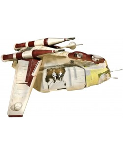 Сглобяем модел на космически кораб Revell Easykit STAR WARS - Republic Gunship (06687)
