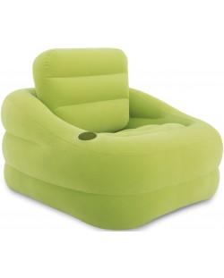 Надуваем фотьойл Intex - Accent, зелен