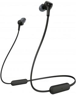 Безжични слушалки Sony - WI-XB400, черни