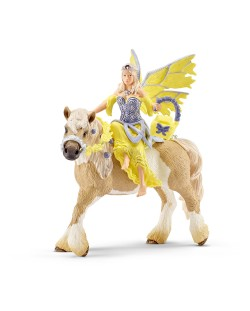 Фигурка Schleich от серията Баяла Илорис: Зера празнична на кон