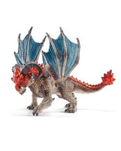 Фигурка Schleich от серията Дракони: Дракон - таран