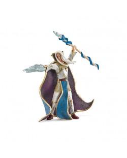 Фигурка Schleich от серията Рицари на Грифона: Рицар на Грифона - магьосник