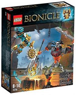 Lego Bionicle: Творецът на маски срещу Смазващия череп (70795)
