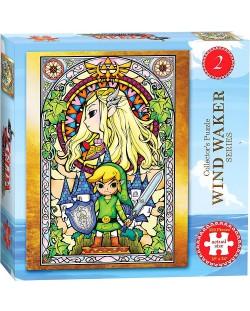 Колекционерски пъзел USAopoly, The Legend of Zelda: The Wind Waker #2 – 550 части