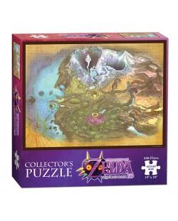 Колекционерски пъзел USAopoly, The Legend of Zelda: Majora's mask – Карта на Термина, 550 части