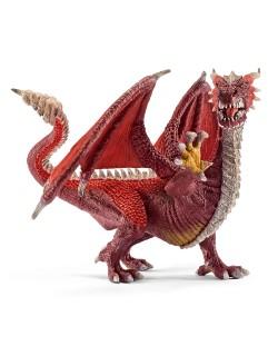 Фигурка Schleich от серията Дракони: Дракон - воин