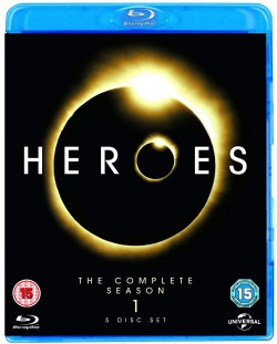 Heroes The Complete Season 1 (Blu-Ray)