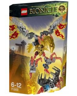 Lego Bionicle: Икир създание от огън (71303)