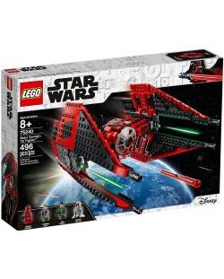 Конструктор Lego Star Wars - Major Vonreg's TIE Fighter (75240)