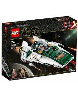 Конструктор Lego Star Wars - Resistance A-wing Starfighter (75248)