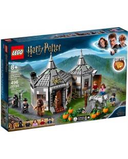 Конструктор Lego Harry Potter - Hagrid's Hut: Buckbeak's Rescue (75947)