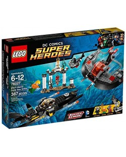 Lego Super Heroes: Подводното нападение на Черната Манта (76027)