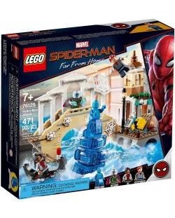 Конструктор Lego Marvel Super Heroes - Hydro-Man Attack (76129)