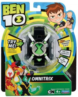 Часовник Ben 10 - Омнитрикс