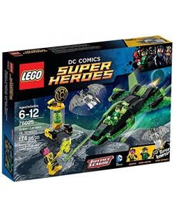 Lego Super Heroes: Зеления фенер срещу Синестро (76025)