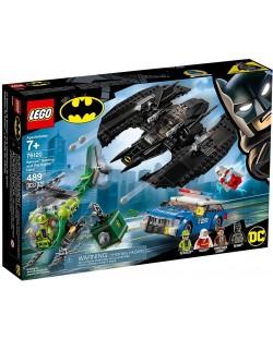 Конструктор Lego DC Super Heroes - Batman Batwing and The Riddler Heist (76120)