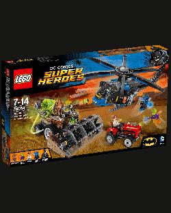 Конструктор Lego Super Heroes - Batman: Жътвата на Плашилото (76054)