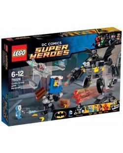 Lego Super Heroes: Горилата Грод полудява (76026)