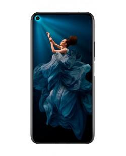"""Смартфон Honor 20  - 6.26"""", 128GB, черен"""