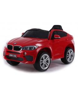 Акумулаторен джип Ocie - BMW X6M, червен