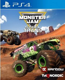 Monster Jam Steel Titan (PS4)