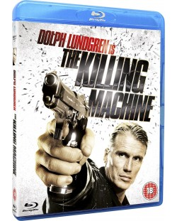 The Killing Machine (Blu-ray)