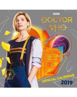 Стенен Календар Danilo 2019 - Doctor Who