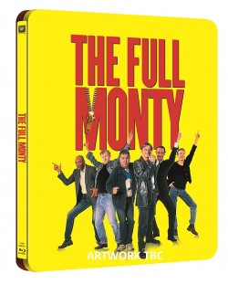 The Full Monty Limited Edition Steelbook (Blu-Ray)