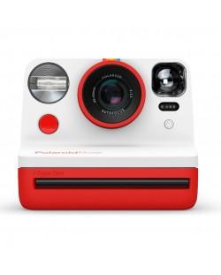 Моментален фотоапарат Polaroid - Now, червен