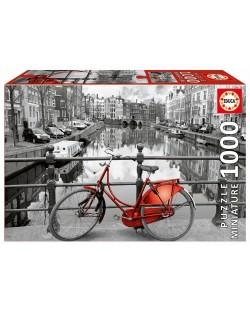 Пъзел Educa от 1000 мини части - Амстердам
