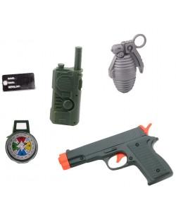 Игрален комплект Army Forces - Стартов сет, 5 части