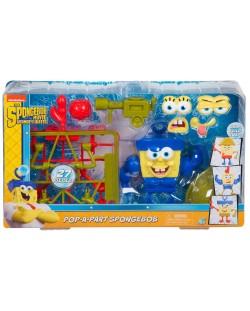 Игрален комплект Nickelodeon - Pop-a-Part Spongebob, 27 части