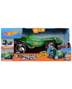 Детска играчка Toy State Hot Wheels - Кола Turboa, змия
