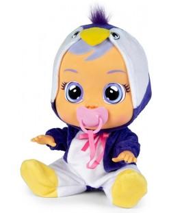 Плачеща кукла със сълзи IMC Toys Cry Babies - Пингуи, пингвинче